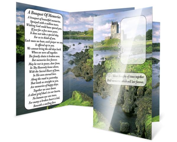 Print memorial cards in ireland printsave